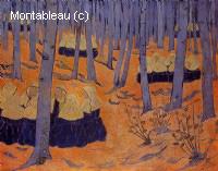 Femmes Bretonnes, Rencontre dans le bois sacré