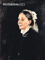 Portrait de Madame Daniel Sargent Curtis