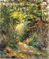 Automne (Chemin dans les Bois)