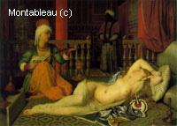 Odalisque et Esclave