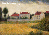 Chambres blanches, Ville d'Avray