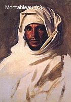 Un Arabe Bédouin