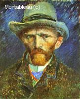 Autoportrait au Chapeau de Feutre
