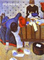 Deux stylistes, Rue du Caire