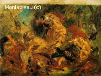 Chasse aux Lions