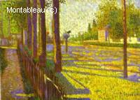 Le chemin de fer à Bois-Colombes