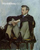 Portrait de Pierre-Auguste Renoir