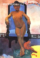 Aita Parari te Tamari Vahine Judith (Portrait d'Annah la Javanaise)