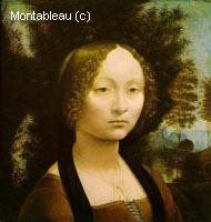 Portrait de Ginevra Benci