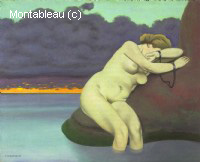 Andromède enchainée