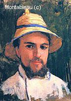 Autoportrait, dit aussi Autoportrait au Chapeau d'Eté