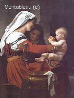 Admiration Maternelle