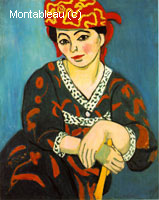 Mme Matisse: Madras Rouge