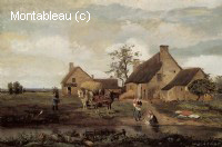 A Farm in the Nievre