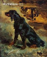 'Dun' un Chien Appartenant au Conte Alphonse de Toulouse-Lautrec
